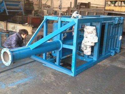 80吨立式液压废纸打包机