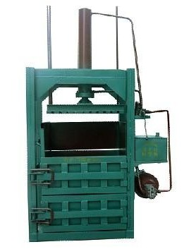 30吨立式液压废纸打包机