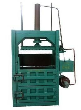 芦苇秸秆打包机